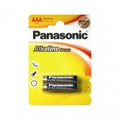 Panasonic LR03 Alkaline Power 2BP за 2шт на блисте