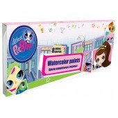 Акварель LPBB-US1-PNT-BOX8 8 цветов Littlest Pet S