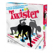 Игра 98831121 Twister OTHER GAMES Hasbro Хазбро
